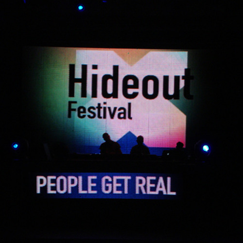 People Get Real - Best of Hideout 2012