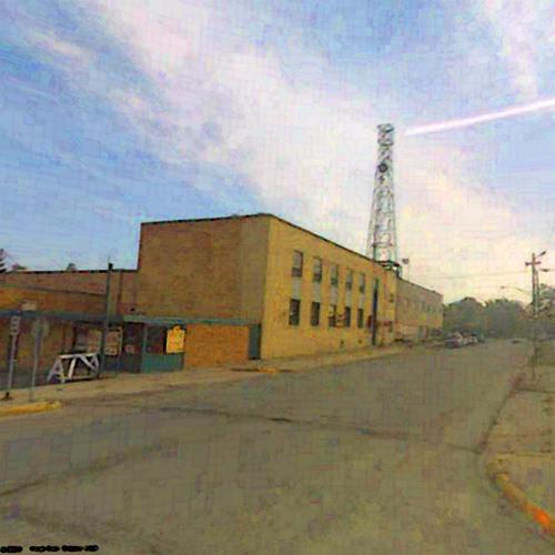 Kankakee, Illinois KNKKILKK - Machine Intercept Recording (vintage telephone sound)