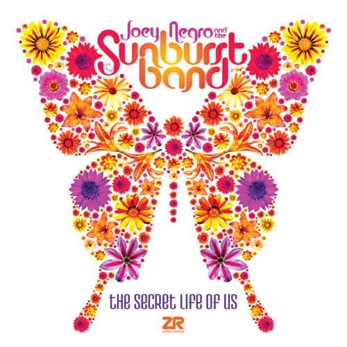 Joey Negro and The Sunburst Band - The Secret Life of Us (Album Clips)
