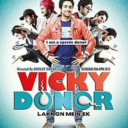 Vicky Donor- Pani Da Rang(DJ Suhail&DJ Riyan Mix)