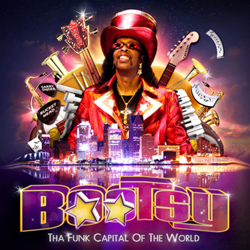 Stream Bootsy Collins - Don't Take My Funk (Feat Catfish) by  MascotLabelGroup | Listen online for free on SoundCloud