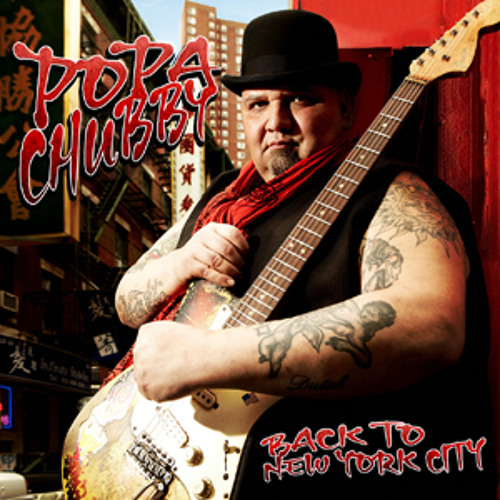 Popa Chubby - She Loves Everybody But Me