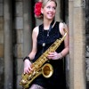 If I Ain t Got You - Sarah On Tenor Sax