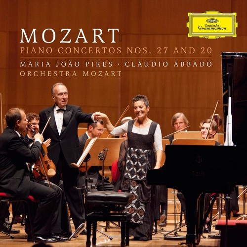 Maria João Pires, Claudio Abbado and Orchestra Mozart perform Mozart's Piano Concertos No. 20 and 27