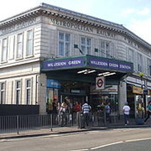London Tube - Willesden Green