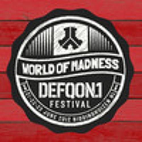 Defqon.1 Festival 2012 | Saturday: BLACK | Partyraiser