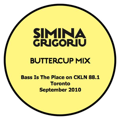 Simina Grigoriu - BUTTERCUP Mix