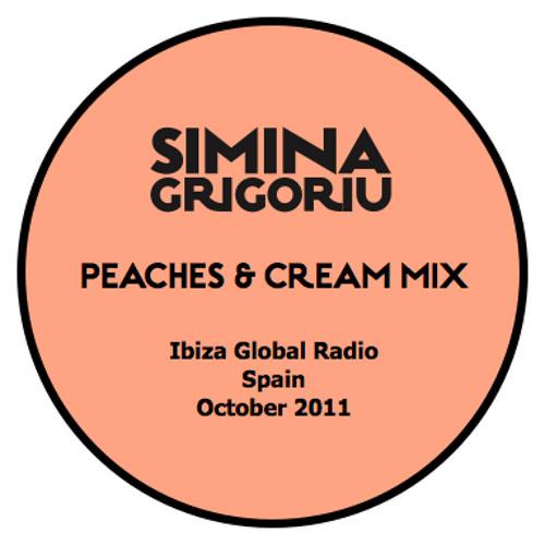 Simina Grigoriu - PEACHES & CREAM Mix