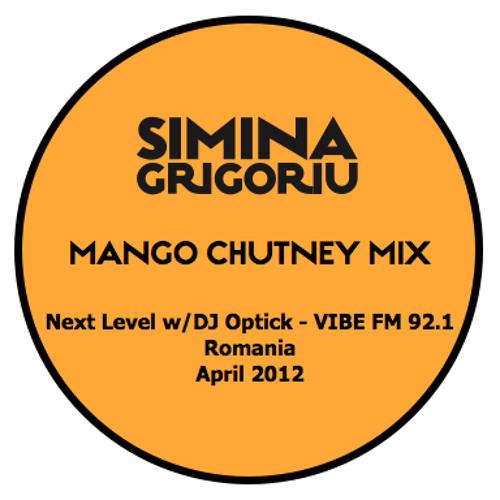 Simina Grigoriu - MANGO CHUTNEY Mix