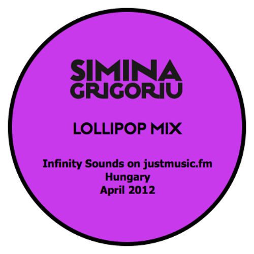 Simina Grigoriu - LOLLIPOP Mix