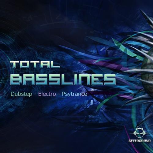 Total basslines samples pack (Speedsound Rec)