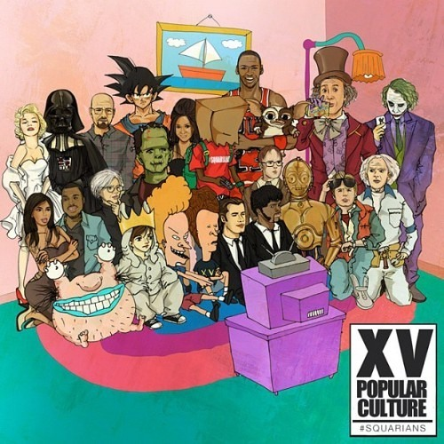 XV - Breaking Bad Ft. Raja