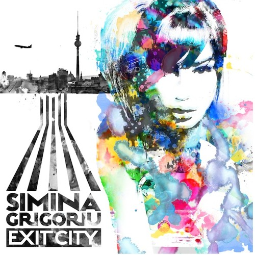 Simina Grigoriu - EXIT CITY - The Album Sampler - Album Out Now!