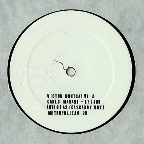 Victor Montsaint & Carlo Marani - 1865 (Cascandy Remix)