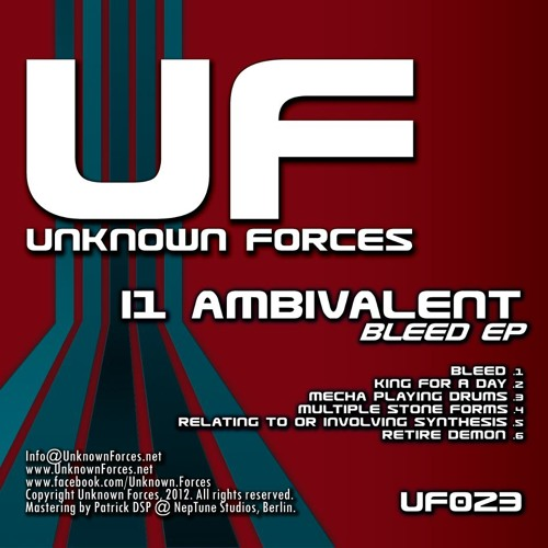 i1 ambivalent - relating to or involving synthesis - [UNKNOWN FORCES] - clip