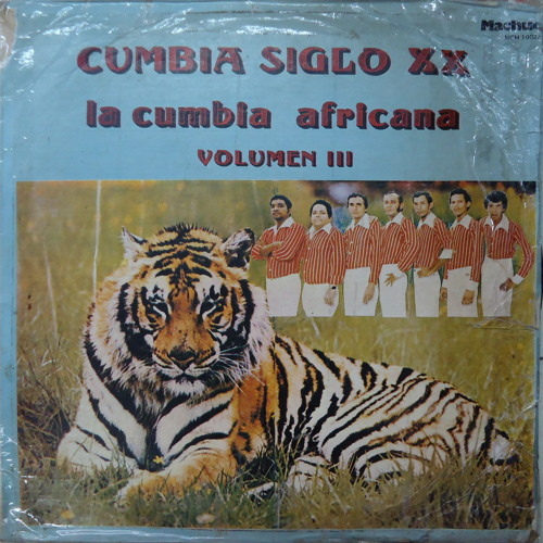 Cumbia Siglo XX - Africa Kung fu