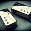 Creamery Baby '71 Bridge - Wide Range Humbuckers (Standard Humbucker Sized)