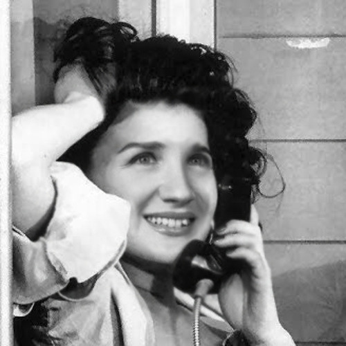 Jane Barbe - Machine Intercept Recording 404-367 (vintage telephone sound)
