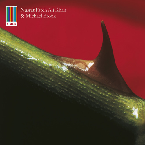 Nusrat Fateh Ali Khan & Micheal Brook - My Heart, My Life