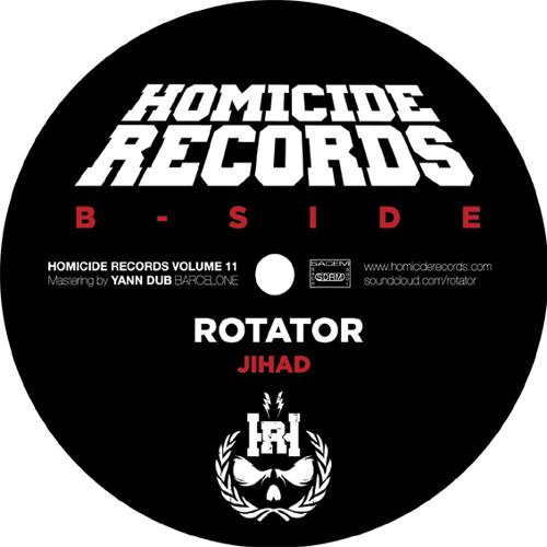 ROTATOR - JiHAD [xXxCLUSIv Preview] - HOMiCiDE 11 - OUT NOW !!!