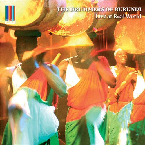 The Drummers of Burundi - Extract (Real World Gold)
