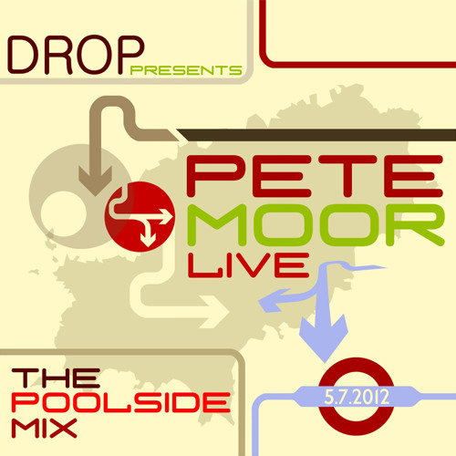 The PoolSide Mix - 5.7.2012