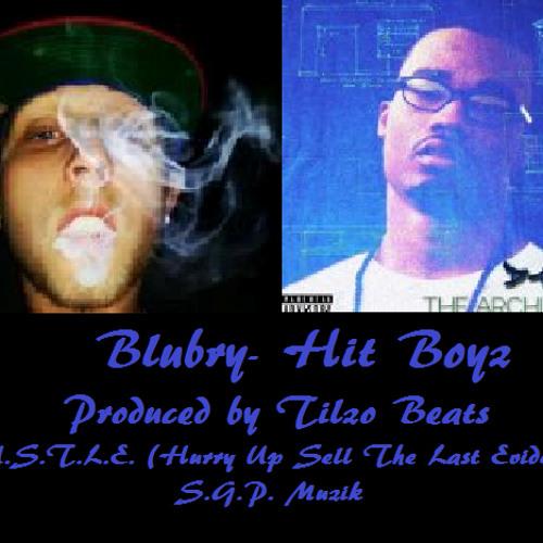 Blubry- Hit Boyz (Produced by Tilzo Beatz)