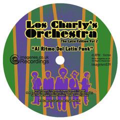 Al Ritmo Del Latin Funk - Los Charly's Orchestra - Out now!
