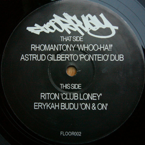 Riton - Club Lonely (Floorplay volume 2)