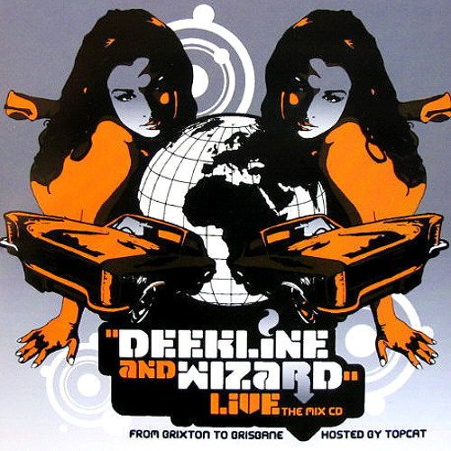 "Deekline and Wizard ‎– Live: The Mix CD - From Brixton To Brisbane "" FREE DOWNLOAD """