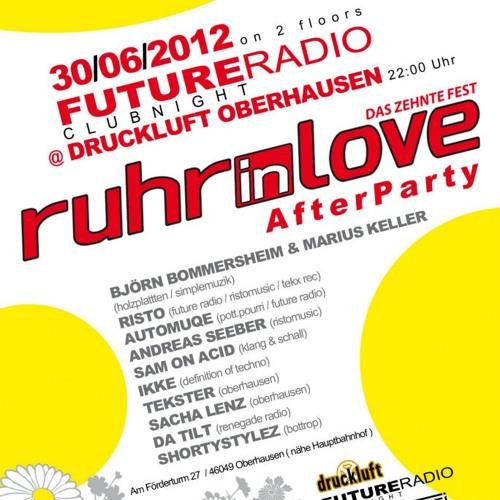 Ruhr in Love 2012 After Burner !!!!