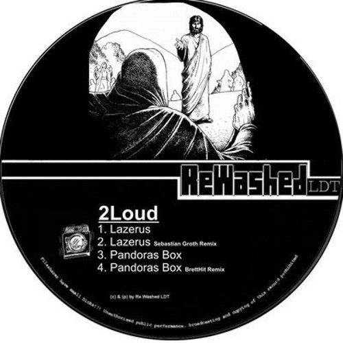 2Loud - Pandora`s Box (BrettHit Remix)  [ReWashed Ltd.]