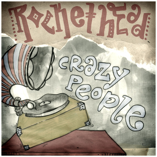 Good Times For Crazy People - Mixed by Rockethead @ Fusion Festival 2012
