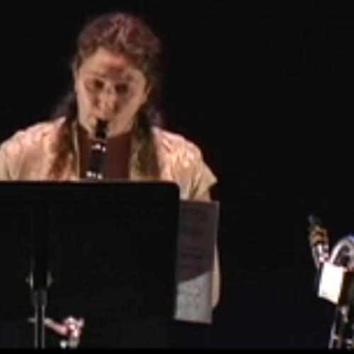 Ultraviolet (Lisa Raschiatore, clarinets)