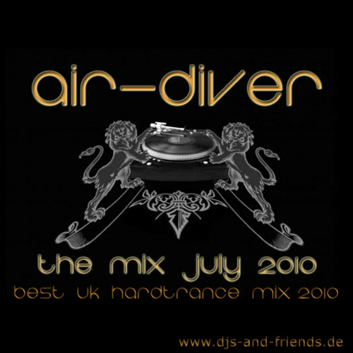 Air-Diver - The Mix July 2010
