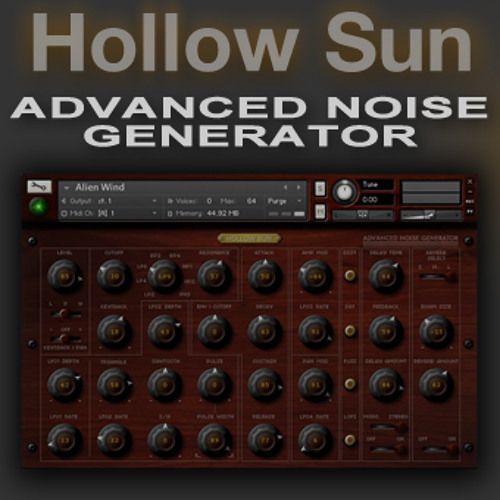 Advanced Noise Generator - Demo