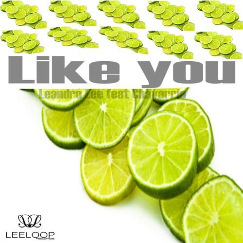 Leandro Lee feat. Chavarria -LIKE YOU(Leeloop Rec.)