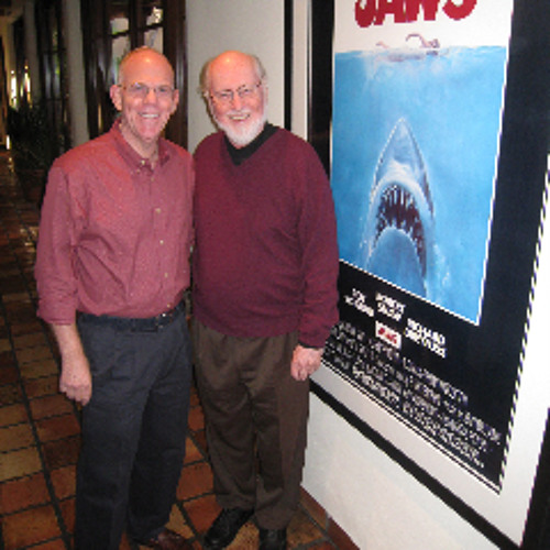 Movie Magic Jaws Special. Featuring John Takis, Richard Kaufman and the directors of Ice Age 4. Horner, Williams, Tiomkin, Powell and more