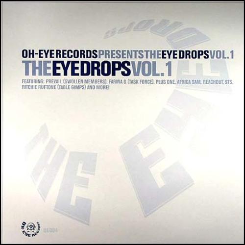 DJ Ritchie ruftone feat Farma G - task force Eyedrops ep