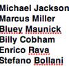Billie Jean's all stars ft Miller, Cobham, Maunick, Bollani, Rava, Jackson