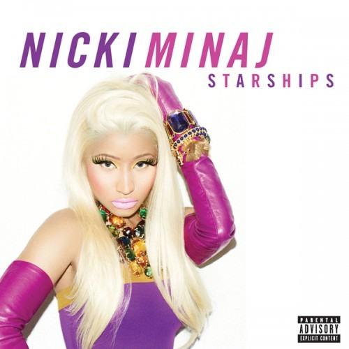 Starships - Nicki Minaj Acoustic Cover