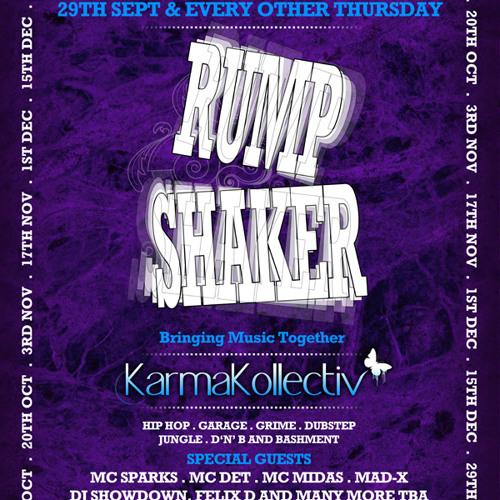 Rumpshaker July 2012 (live set)