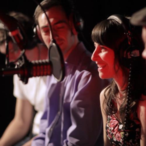 Anna unterm Stern in concert at StattBild Radioshow