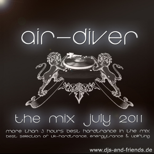Air-Diver - The Mix July 2011