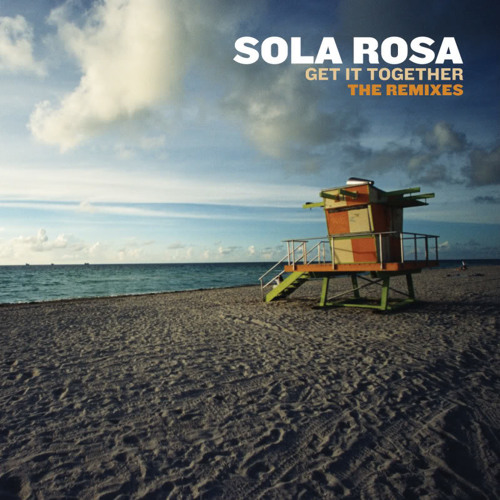"SOLA ROSA - Love Alone (Jeremy Sole ""Dub Alone"" mix)"