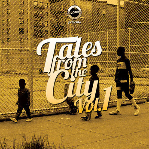 Dj Steef_Whole lotta love - Tales From The City vol.1