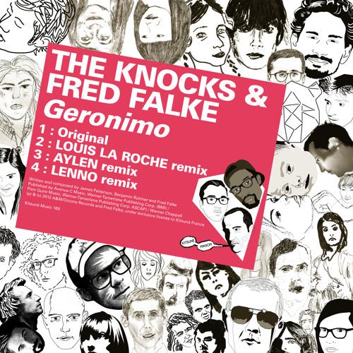 The Knocks X Fred Falke - Geronimo (Louis La Roche Remix) - Annie Mac BBC Radio 1 - 06-07-12