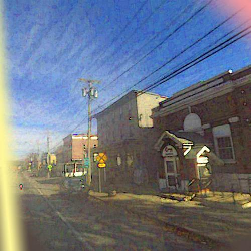 Croghan, New York CRGHNYXA - Machine Intercept Rec. (vintage sound / local accent)