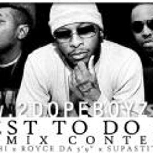DJ KO feat Royce Da 5'9', Elzhi Supastition Best To Do It (Shandee Beats Remix)