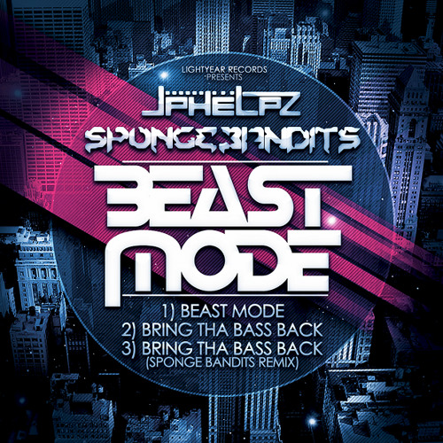 JPhelpz - Bring tha Bass Back (Sponge Bandits Remix) [Lightyear Records]